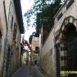 historical street