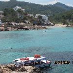 Acros the bay
