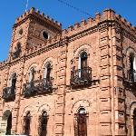 Alamos Palacio Municipal