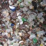 Glass Beach in Springdale