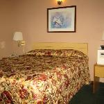 Nice comfortable and clean room