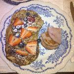 Gluten Free Pancakes...mmmmm