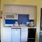 Mini Kitchen area