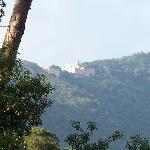 Santuario visto da Rapallo