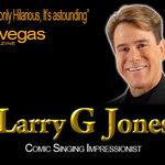 Larry G Jones - Las Vegas Magazine Quote