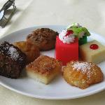 desserts typiques