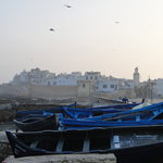 Essaouira -Early morning walk