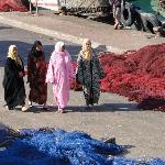 The colours of Essaouira