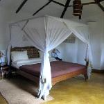 Large bed and room