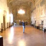 The ballroom!