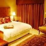 Luxury en-suite rooms