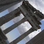 The Temple of Trajan