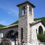 cappella sullo scoglio