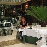 The Courtyard Tea Room