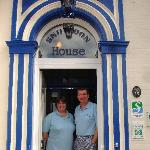 Sally & Mike the best hosts on the Isle of Wight!