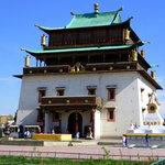 Gandan Monastery Migjig Janreisig Süm