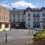 Holyrood hotel Bundoran Donegal.