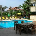 Villa Gardenia Pool Area