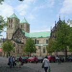 St. Paulus-Dom und Domplatz