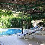 Absolut ruhiger Relaxpool