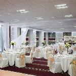Vitosha Wedding Set Up