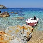 i colori del mare di Ponza