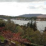 The view towards Plockton