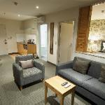 Superior Suite with private balcony and lake veiws