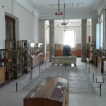 The whole museum