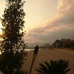 Nassau Beach_Blick auf die Kathedrale