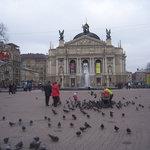das alte Opernhaus