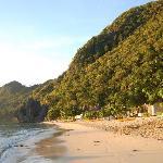 Hunongan beach