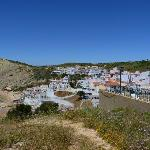 Burgau, a ten minute stroll away