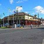 Almara's local Pub and Restaurant - the Beaumont House - see map on