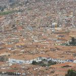 CUSCO HILLTOP VIEW