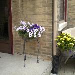 Outside of Margaret's Porch Suites