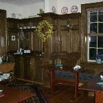 Captain Lindsey House - Breakfast Room