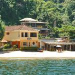 Pousada nas Ilhas de Itacuruçá