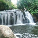 Cachoeira na Serra do Piloto