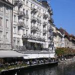 Ausflug nach Luzern