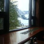 View from the Walliser Stube