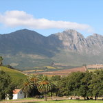 Stellenbosch mountains