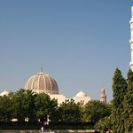 Grand Mosque outside