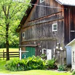 The Hayloft Barn at Morgan Century Farm