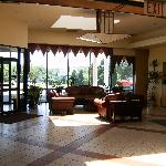 Sunny Day in the Front Lobby