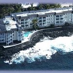 Air view of Hale Kona Kai