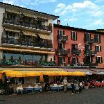Ascona Lakefront restaurants