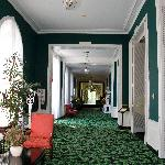 Hallway to Main Dining Room
