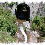 Route de Cervione à Santa Lucia de Moriani
