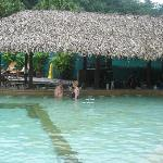Pool Tabocon Hot Springs
